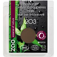Refill Matt  Eyeshadow 203 dark brown