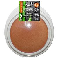 Refill Mineral Cooked powder 343 goud brons