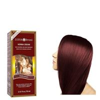Semi permanent hair color Burgundy
