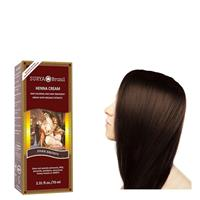 Semi permanent hair color Dark brown