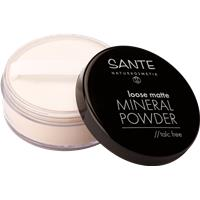 Loose matte Mineral Powder 01 Light Beige
