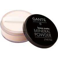 Loose matte Mineral Powder 02 Sand