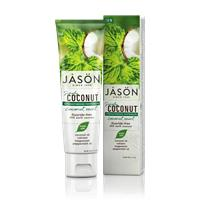 Coconut Mint Strengthening Toothpaste