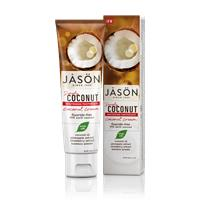 Coconut Cream Whitening Toothpaste