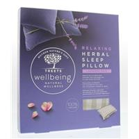 Herbal sleep pillow relaxing