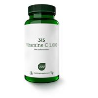 315 Vitamine C 1000 mg & bioflavonoiden 50 mg