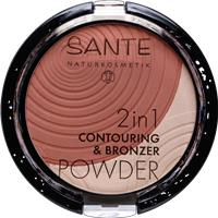 2in1 Contouring & Bronzing Powder 01