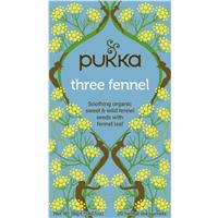 Three fennel thee