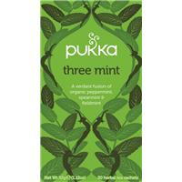 Three mint thee