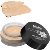 Natural Mousse Make-up 01 Ivory