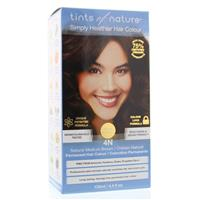 Haarverf Permanent Natural Medium Brown (4N)