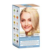 Haarverf Permanent Natural Platinum Blonde (10N)