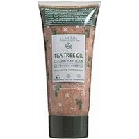 Tea Tree Olie Verkoelende Foot Scrub