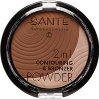 2in1 Contouring & Bronzing Powder 02