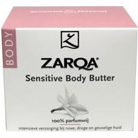 Sensitive body butter