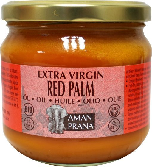 red palm olie