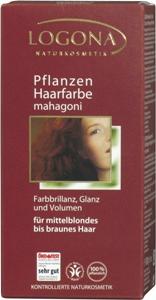 Haarverf Mahagoni