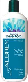 Green Tea  Shampoo - bij vet haar