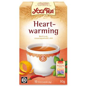Yogi Tea Heart Warming