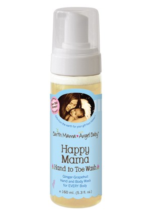 Happy Mama Body Wash
