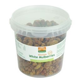 Absolute White Mulberry Raw