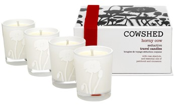 Horny Cow Seductive Travel Candles
