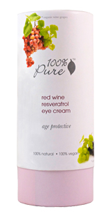 Red Wine Resveratrol Eye Cream
