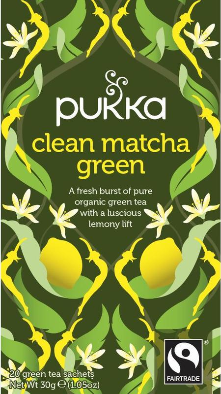 Clean Green Tea
