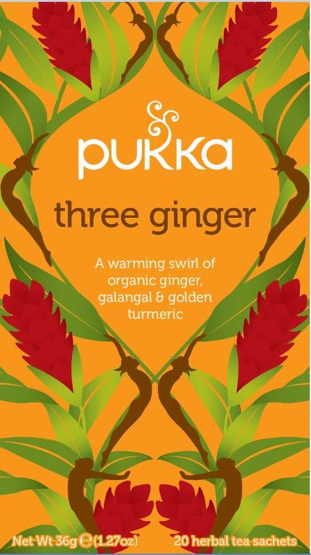Three ginger thee