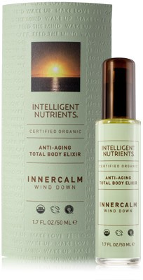 Certified Organic Total Body Elixir: Innercalm