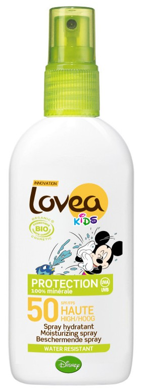 Bio Kids sun spray SPF 50 Disney
