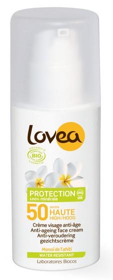 Bio Anti-Aging Face Cream SPF 50