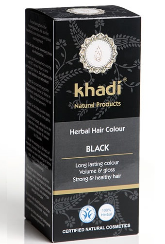 Herbal Hair Colour Black