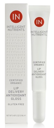 Lip Delivery Antioxidant Gloss - Cranberry Glow