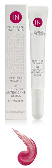 Lip Delivery Antioxidant Gloss - Pink Hibiscus
