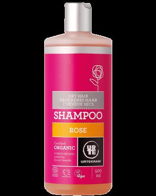 Rozen Shampoo - droog haar