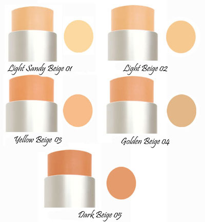 Compact Foundation stick nr 11