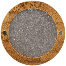 Pearly Eyeshadow 107 parelmoer bruin grijs