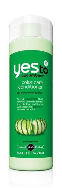 Yes to cucumber conditioner color care