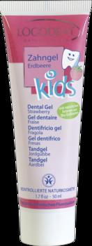 Kids-tandenpoets aardbei