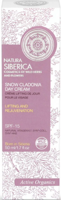 Snow Cladonia Day Cream