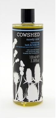Moody Cow Balancing Bath and Massage Oil
