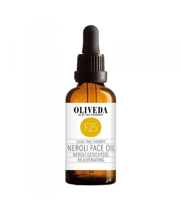 F25 Neroli Face Oil Rejuvenating