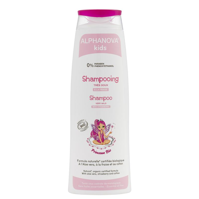 Kids shampoo princess