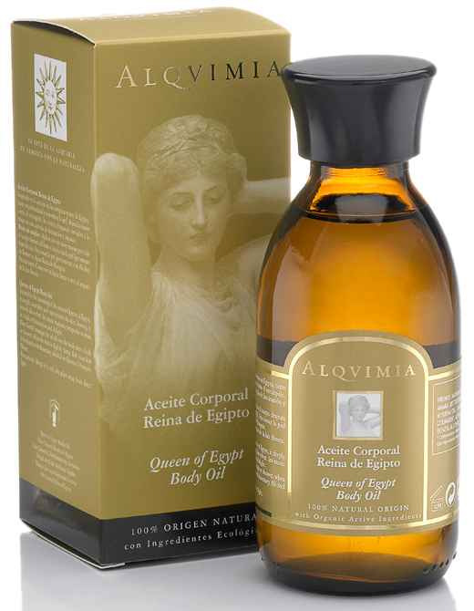 Queen of Egypt Body Oil