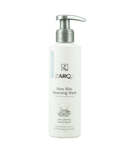 Pure skin cleansing wash